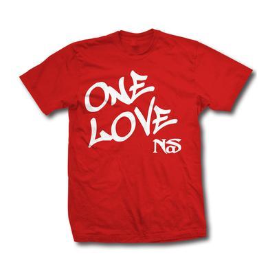 NAS One Love T-Shirt
