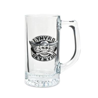 Lynyrd Skynyrd Glass Tankard