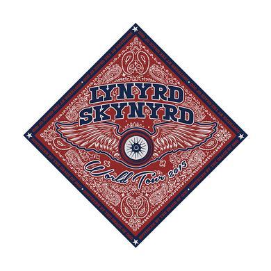 Lynyrd Skynyrd World Tour Bandana