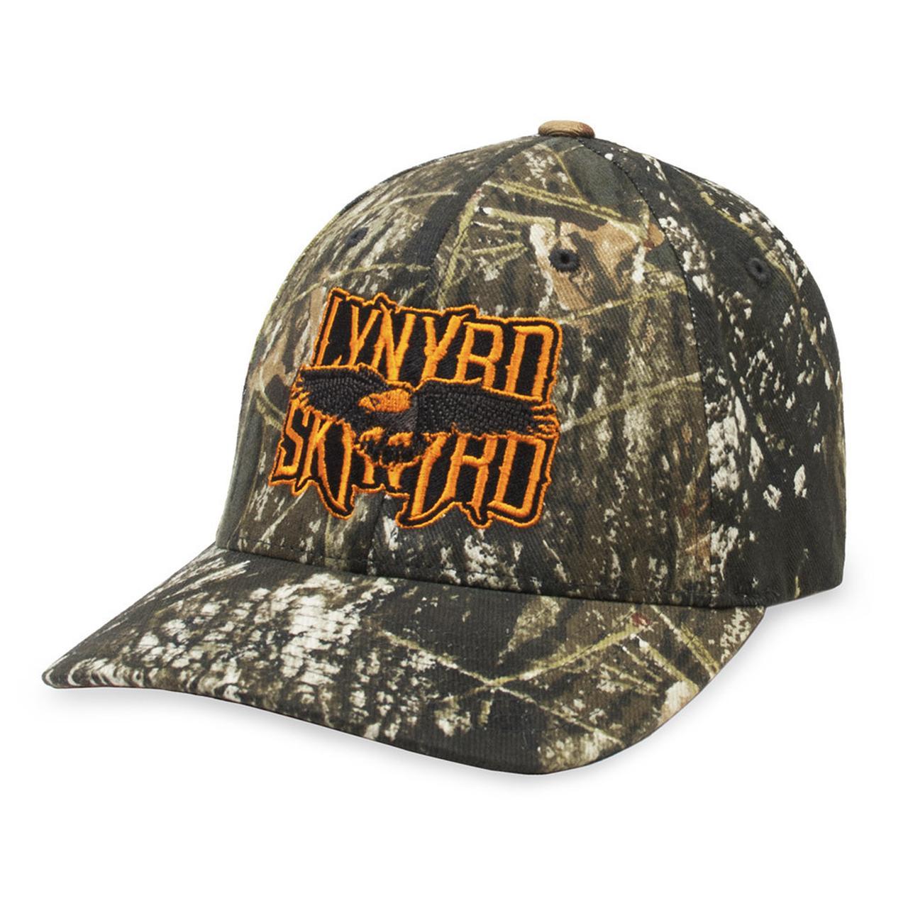 Lynyrd Skynyrd. Camo Tour Hat d4e971d5f11