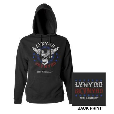 Lynyrd Skynyrd 40th Anniversary Pullover Hoodie
