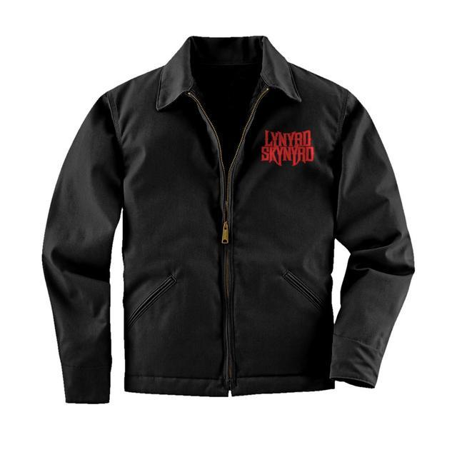 Lynyrd Skynyrd Dickies Work Jacket