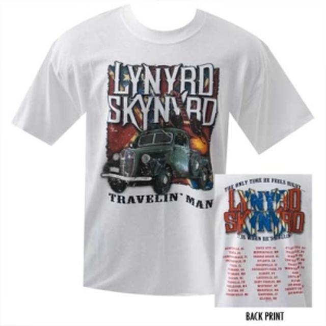 Lynyrd Skynyrd Travelin' Man Tour Tee