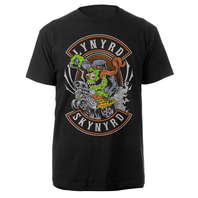 Lynyrd Skynyrd Monster Motor Tee