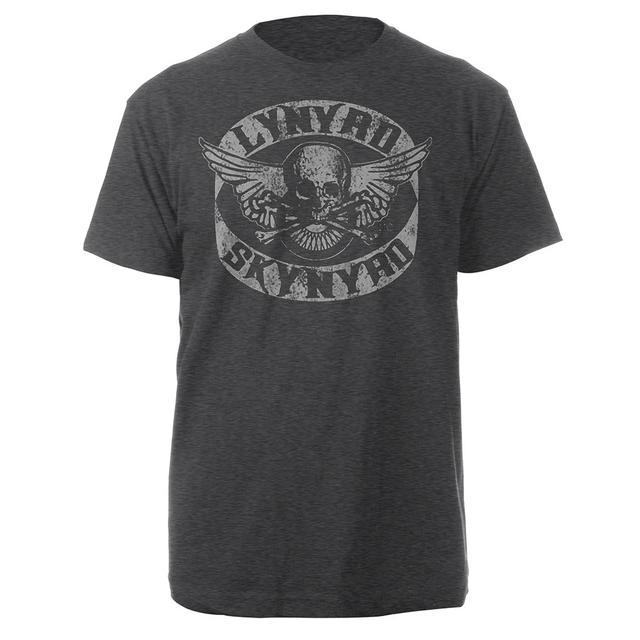 Lynyrd Skynyrd Skull & Wings Tee