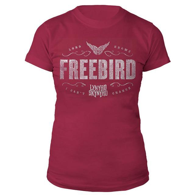 Lynyrd Skynyrd Women's Free Bird Tee