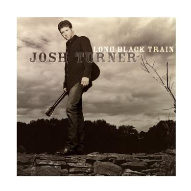 Josh Turner CD- Long Black Train