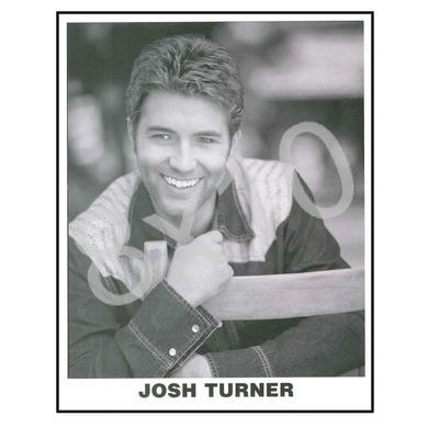 Josh Turner 8x10- Black and White