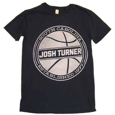 Josh Turner Navy Basketball Tee