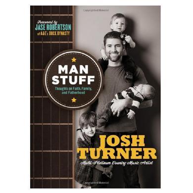 Josh Turner Book- Man Stuff