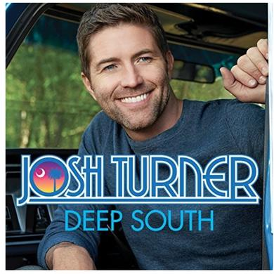 Josh Turner CD- Deep South