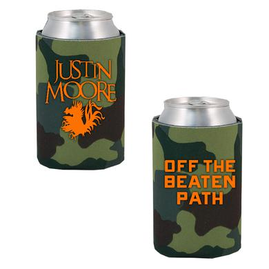 Justin Moore Camo Pocket Coolie- Off the Beaten Path
