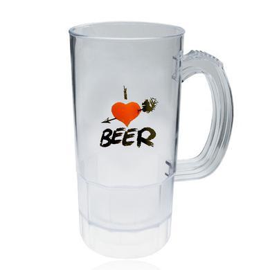 Justin Moore Beer Mug