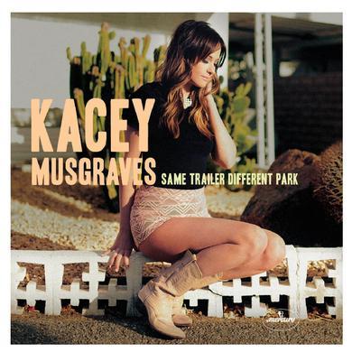 Kacey Musgraves Same Trailer Different Park CD