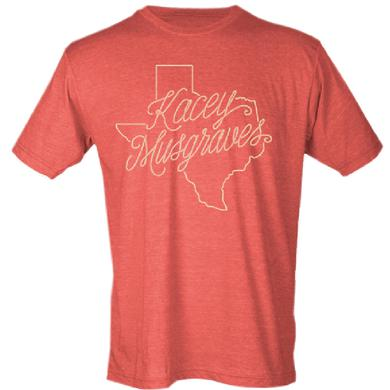 Kacey Musgraves Texas Rope Tee