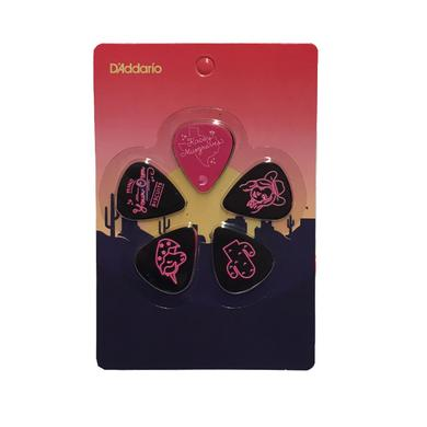 Kacey Musgraves D'Addario Guitar Pick Pack