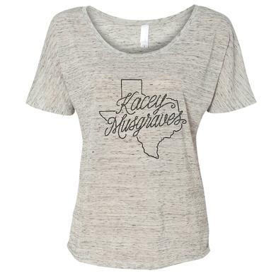 Kacey Musgraves Slouchy Logo Tee