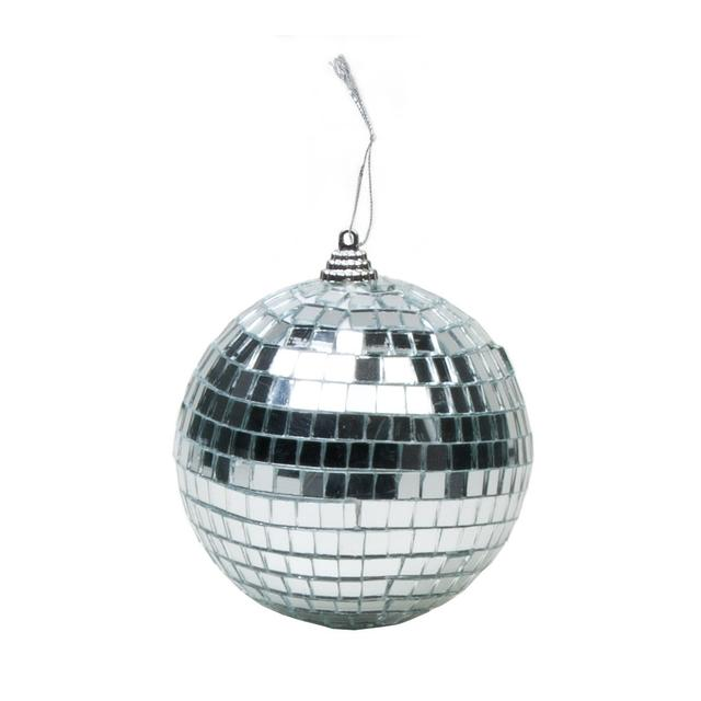 Def Leppard Mirror Ball Ornament