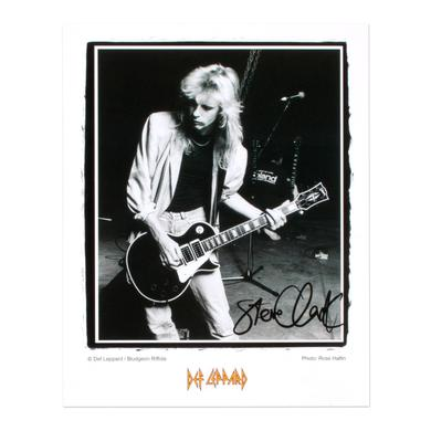 Def Leppard Steve Clark Photo