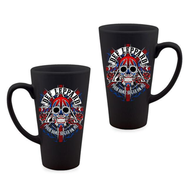 Def Leppard Tall Mug