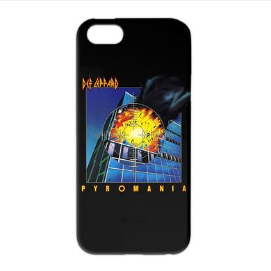 Def Leppard Pyromania iPhone 5/5S Case