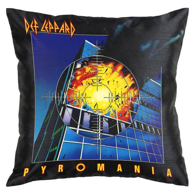 Def Leppard Pyromania Pillow