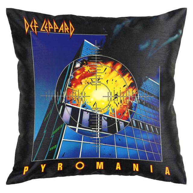 Def Leppard Pyromania Pillow