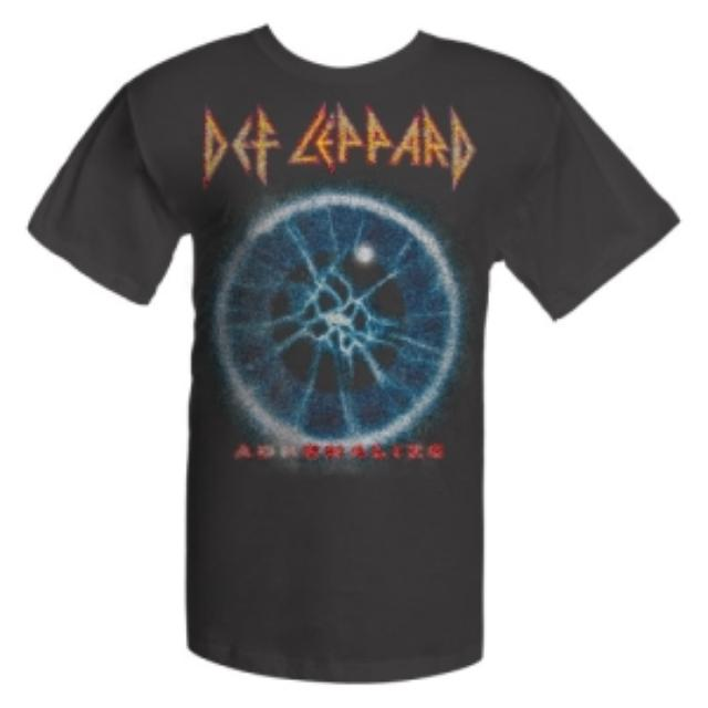 Def Leppard Vintage Style Adrenalize Tee