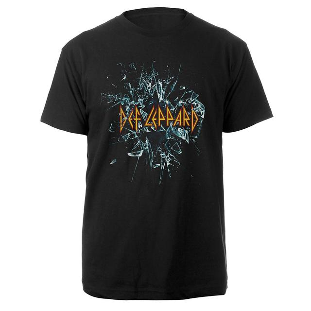 Def Leppard Self-Titled Album Tee