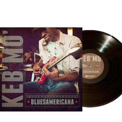 Keb Mo LP- BLUESAmericana (Vinyl)