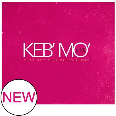 Keb Mo LIVE 2 Disc