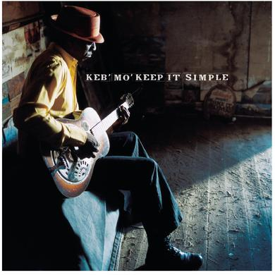 Keb Mo CD- Keep It Simple