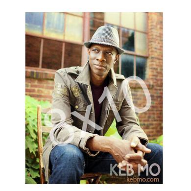 Keb Mo 8x10