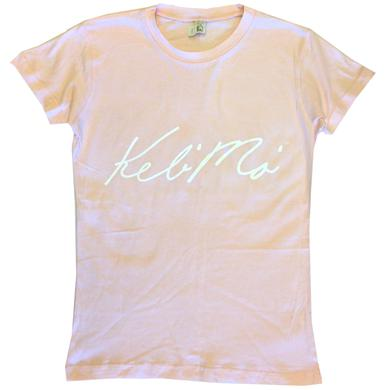Keb Mo Ladies Pink Tee