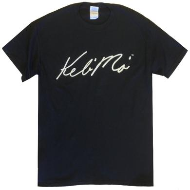 Keb Mo Black Logo Tee