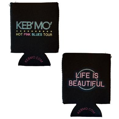 Keb Mo Life Is Beautiful Koozie