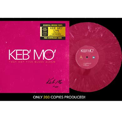 Keb' Mo' That Hot Pink Bundle - Signed & Numbered