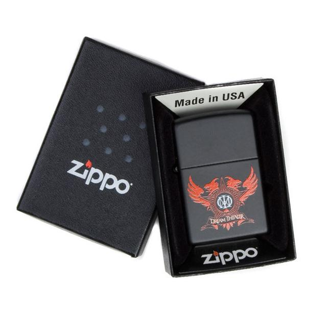 Dream Theater Eagle Crest Zippo