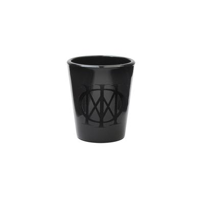 Dream Theater Black-on-Black Etched Shot Glass