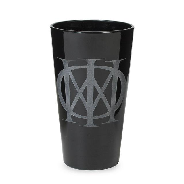Dream Theater Majesty Frosted Black Pint Glass