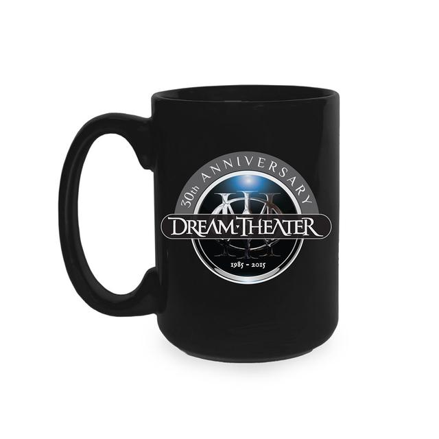 Dream Theater Limited Edition 30th Anniversary Badge Mug