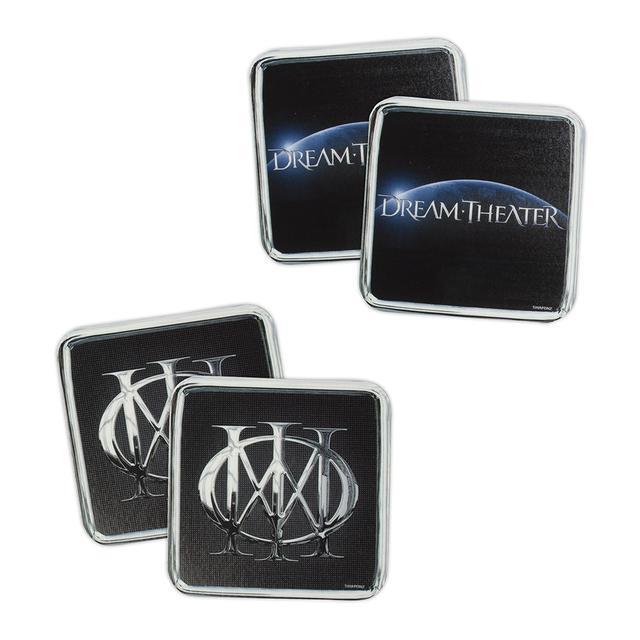Dream Theater Majesty and Eclipse Glowing Coasters