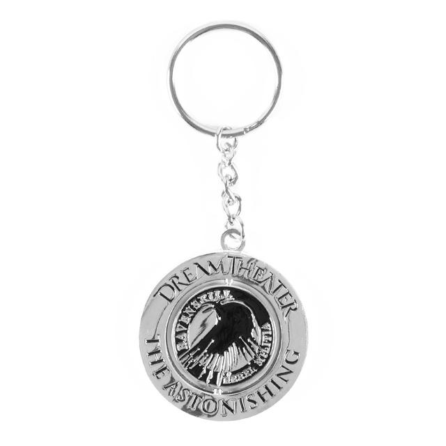 Dream Theater The Astonishing Metal Spinner Keychain
