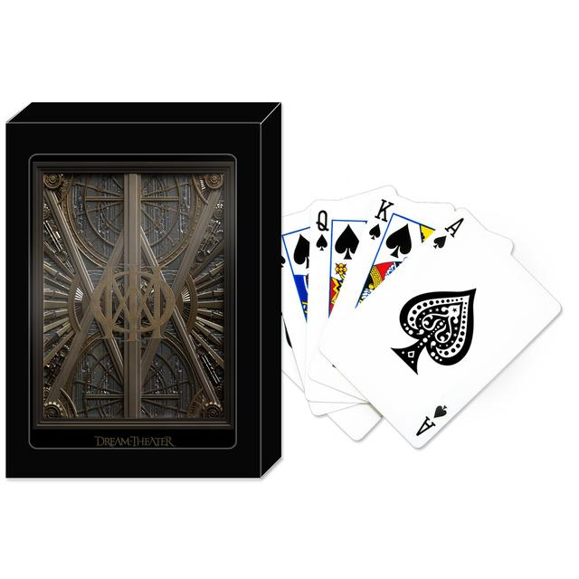 Dream Theater The Astonishing Playing Cards