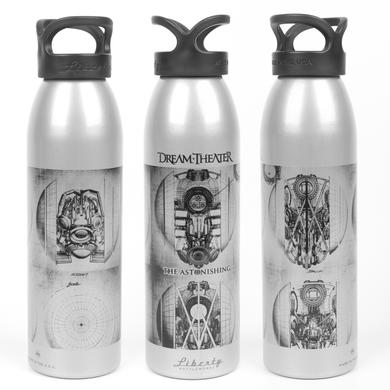 Dream Theater NOMACs Sketch Water Bottle