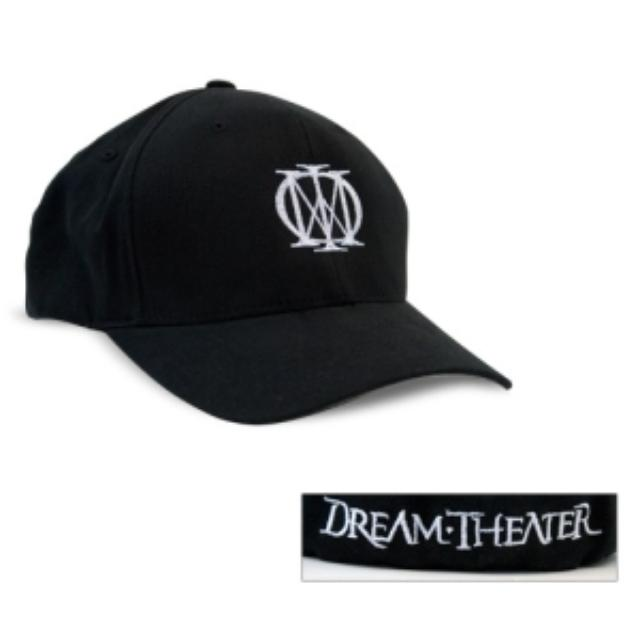 Dream Theater Embroidered Majesty Fitted Hat