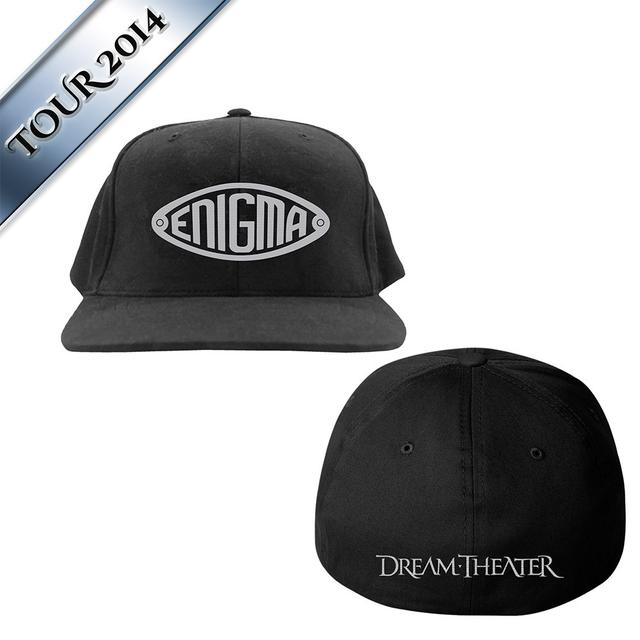 Dream Theater Embroidered Enigma Machine Hat