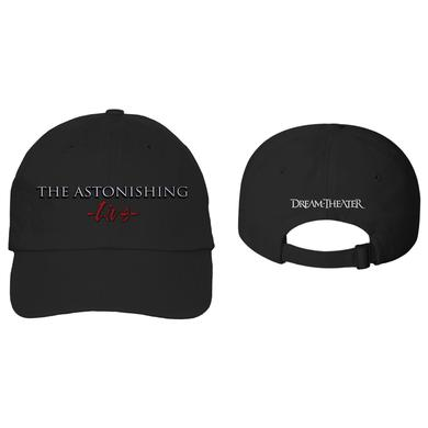 Dream Theater The Astonishing Live Embroidered Hat