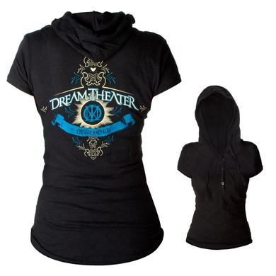 Dream Theater Women's Hooded Henley