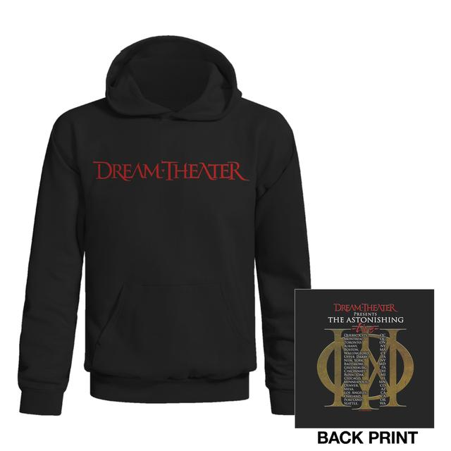 Dream Theater Astonishing Live 2016 US Tour Hoodie